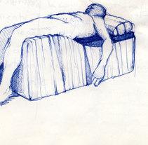 sketch. Un proyecto de Ilustración y UI / UX de FELIPE BARRAGAN - Martes, 21 de septiembre de 2010 13:09:09 +0200