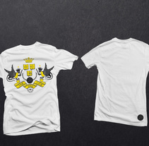Camisetas Cromantico. A Design&Illustration project by CROMANTICO creative services         - 25.10.2010