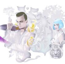 The legends. A Illustration project by Schwartz Jérôme - 15-11-2010