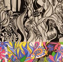 HERITAGE. PINTURA decorativa. A Illustration&Installations project by jorge sierra - 17-11-2010