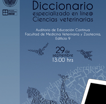 Cartel Unam. A Design&Illustration project by C. Germán González         - 04.12.2010