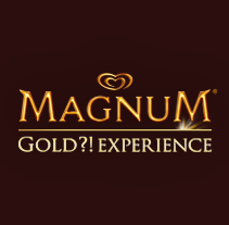 Magnum Gold?! Experience. A Design, and Advertising project by Bloomdesign  - 31-12-2010