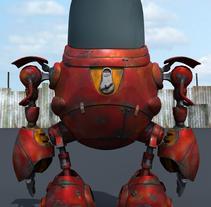 Modelado Malvaro. A Film, Video, TV, and 3D project by Juan Manuel Camacho González - Jan 26 2011 05:01 AM
