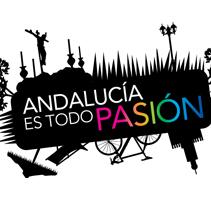 Andalucía es todo pasión. Um projeto de Design, Ilustração e Publicidade de Óscar Labrador Atienza         - 02.03.2011