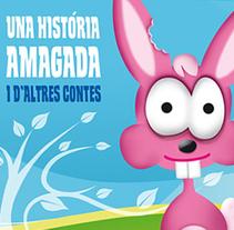Una História Amagada i d'altres contes. A Illustration project by Albert Carreras Alsina         - 28.01.2011