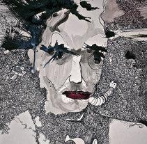 El durmiente debe despertar . Um projeto de Ilustração de David  Alvarez Pardo - 29-01-2011
