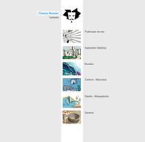 Creación y desarrollo web. Um projeto de  de María José Arce         - 29.01.2011
