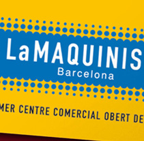 La Maquinista. A Design, and Advertising project by unomismito (Rafa Reig) - Jan 31 2011 02:53 PM