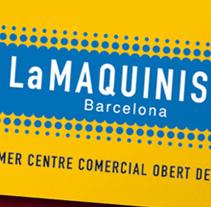 La Maquinista. Un proyecto de Diseño y Publicidad de unomismito (Rafa Reig) - Lunes, 31 de enero de 2011 14:53:06 +0100