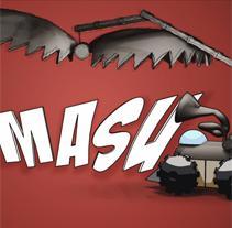 Perfil Personal. Un proyecto de Diseño, Motion Graphics y 3D de joan masoliver         - 01.02.2011
