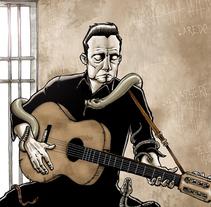 Rock Rebels. Un proyecto de Ilustración de Ramon Gironès Diaz - 03-02-2011