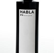 HABLA. Un proyecto de Diseño de María Caballer          - 13.02.2011