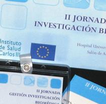 Carteleria para Jornada. A Design project by Virginia Gutiérrez Pachés - Feb 17 2011 01:51 PM