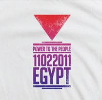Egypt 11022011. Um projeto de Design de Erik Estany Tigerström         - 01.03.2011
