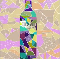 Cartel Terras Gaudas. Um projeto de Design, Ilustração, Motion Graphics e Fotografia de Candela Romero Izquierdo         - 12.03.2011