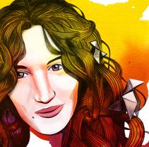 Tríptico de la cocotología. Un proyecto de Ilustración de Eduardo Barcia - Lunes, 28 de marzo de 2011 12:37:15 +0200