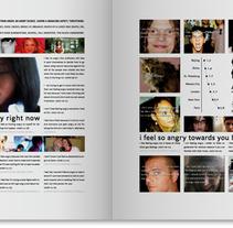 We feel fine. Un proyecto de Diseño de Marta Sisón Barrero - 01-04-2008