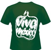 Diseño T.Shirt . Um projeto de Design e Ilustração de José Rivera         - 12.04.2011