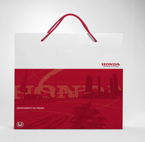 Honda. A Design&Illustration project by le  dezign - 22-06-2011
