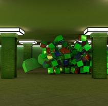 Moid ID 2. Um projeto de Motion Graphics e 3D de Chema Mateo Velasco         - 16.05.2011