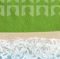 La toalla mas grande del mundo. Un proyecto de Diseño de Rubén Martínez Pascual - 17-05-2011