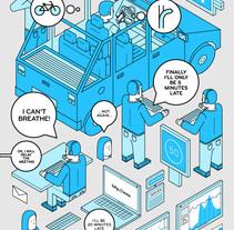 Bitcarrier. Un proyecto de Motion Graphics e Ilustración de Joel Lozano - Martes, 17 de mayo de 2011 17:03:39 +0200
