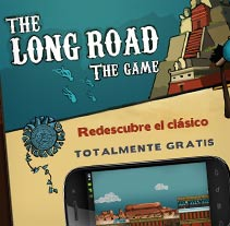 The Long Road web. A Design, Software Development, and UI / UX project by Juan Pablo González         - 26.05.2011