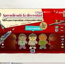 Aprendiendo la diversidad. A Design&Illustration project by Luis Mazón         - 07.06.2011