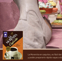 Avisos de campaña para Café La Morenita. A Design, Advertising, and Photograph project by Javier Robledo         - 06.06.2011