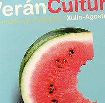 Verán Cultural 2011. A Design, Illustration, Advertising, and Photograph project by Gende Estudio         - 29.06.2011