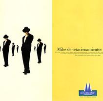 Alto las Condes Shopping Mall. Um projeto de Publicidade de Lorenzo Bennassar         - 05.09.2004