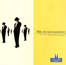 Alto las Condes Shopping Mall. Un proyecto de Publicidad de Lorenzo Bennassar         - 05.09.2004