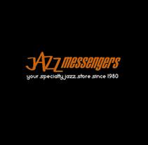 Newsletter JAZZ MESSENGERS. Um projeto de Design e Publicidade de Víctor Ríos          - 08.07.2011