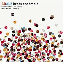 Sbalz Brass Ensemble. A Design project by Heroine         - 08.07.2011