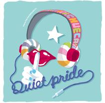 Quiet pride. A Illustration project by Héctor Delgado Ros         - 11.07.2011
