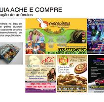 Trabalho para diversas empresas. Um projeto de  de Terena Cunha         - 04.08.2011