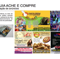 Trabalho para diversas empresas. A  project by Terena Cunha         - 04.08.2011