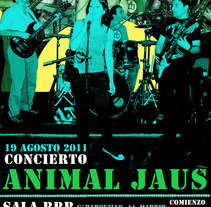 ANIMAL JAUS. A  project by Juan Carlos Espejo Feria - 03-08-2011