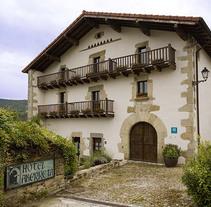 Hotel Rural Akerreta. Un proyecto de Fotografía de Norma  Carlana Labianca         - 09.08.2011