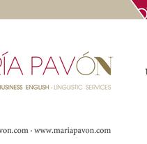 MARÍA PAVON - ON. A Design project by maite prida - Aug 09 2011 09:59 PM