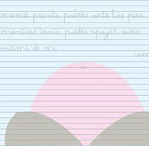 Ismael. Un proyecto de Ilustración de adriana carcelen         - 19.08.2011