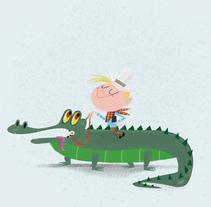 Los niños valientes. Un proyecto de Ilustración de Fermín Solís - 23-08-2011