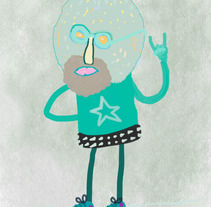 Nuevos. A Illustration project by Salva Insa - Sep 06 2011 12:08 PM