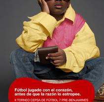 Niños 2. A Advertising project by Carolina Rodríguez         - 12.09.2011