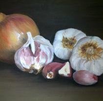 Pintura - Oil on canvas. Un proyecto de Diseño, Ilustración y UI / UX de María Gordon Sanchiz         - 26.09.2011