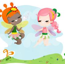 Ilustración Infantil. Un proyecto de Ilustración de Genie Espinosa         - 26.09.2011