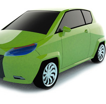 """""""Seat Cívitas"""" LC0 eléctrico. A Design, and 3D project by Antón G. Seoane         - 28.09.2011"""