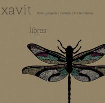 Pixavit Editorial. Un proyecto de Diseño e Ilustración de Sara Soler Bravo - Viernes, 21 de octubre de 2011 11:01:07 +0200