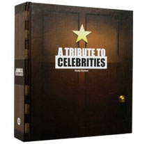 A Tribute to Celebrities. A Design&Illustration project by Manel S. F.         - 22.10.2011