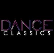 "Logotipo ""Dance classics"". A Design, and Advertising project by Jorge de la Fuente Fernández         - 23.10.2011"